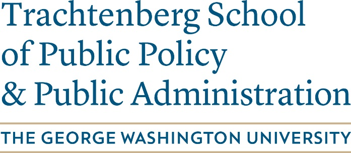 Trachtenberg_School_of_Public_Policy_&_Public_Administration_logo